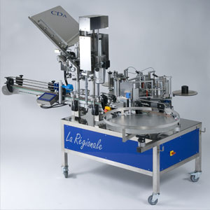 Bottling Lines for Wine, Spirits, Beer and Other Beverages